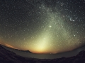 Zodiacal Light in Mt Athos